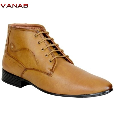 Tortals Brand- Synthetic Leather Airmix Men Boots